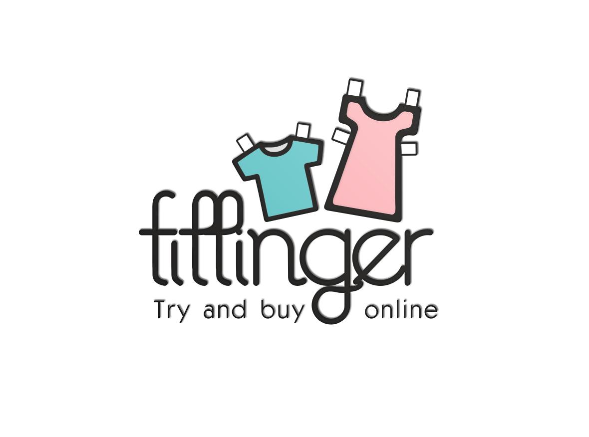 логотип для он0лайн примерочной