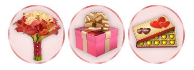 Виртуальные подарки
