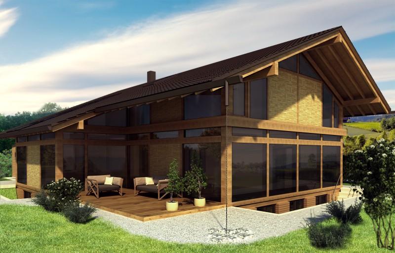 Проект фасадных панелей