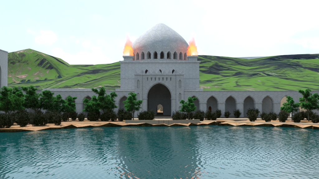 Старинная мечеть