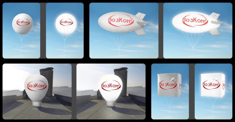 Иллюстрации для ВозКон. Воздушные конструкции