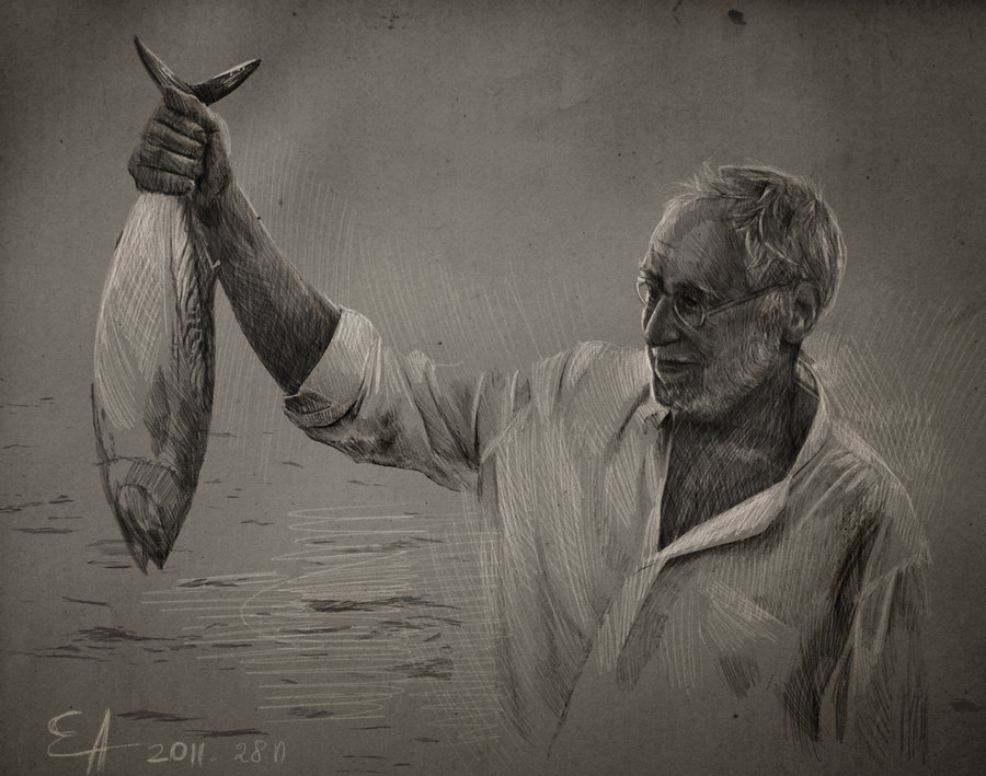 КГ и рыба