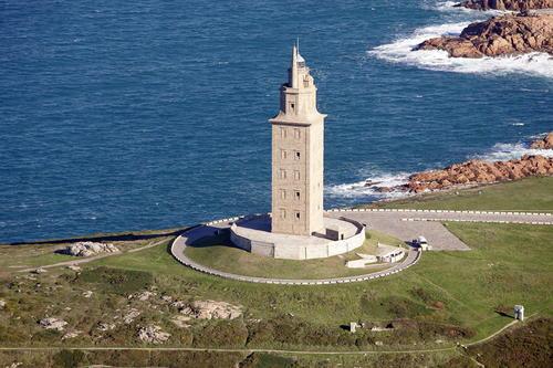 Древнейший действующий маяк планеты
