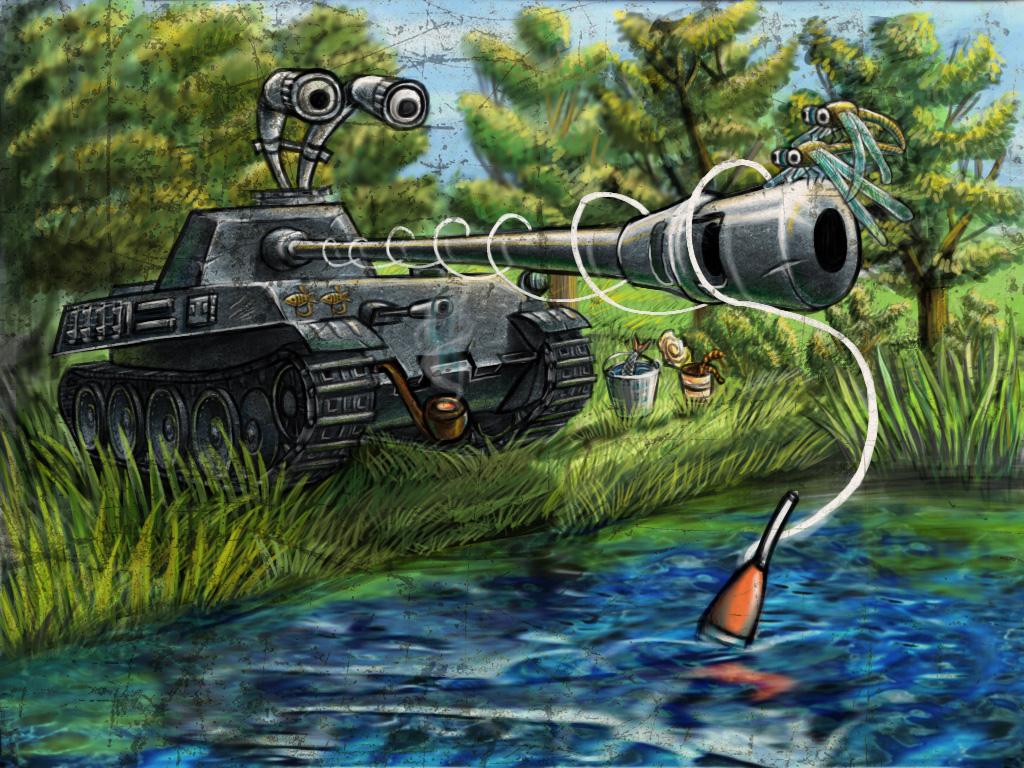 "танк ""Пантера"""