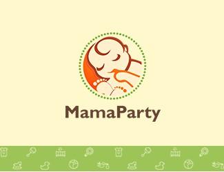 Логотип школы для беременных