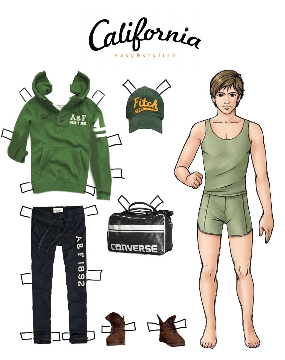 Каталог креативных идей: модная одежда
