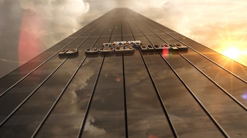 Up the Skyscraper