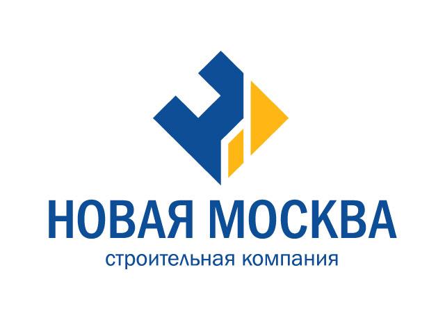 Разработка логотипа для строительной компании Новая Москва