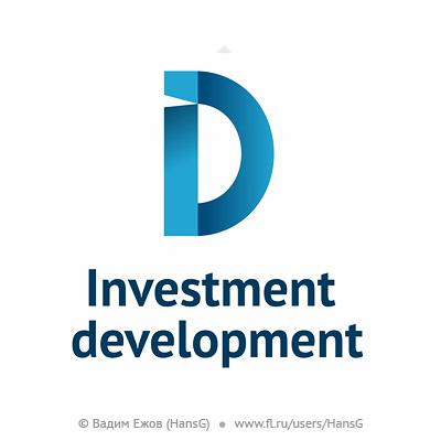 Вариант логотипа «Инвестиционное развитие»