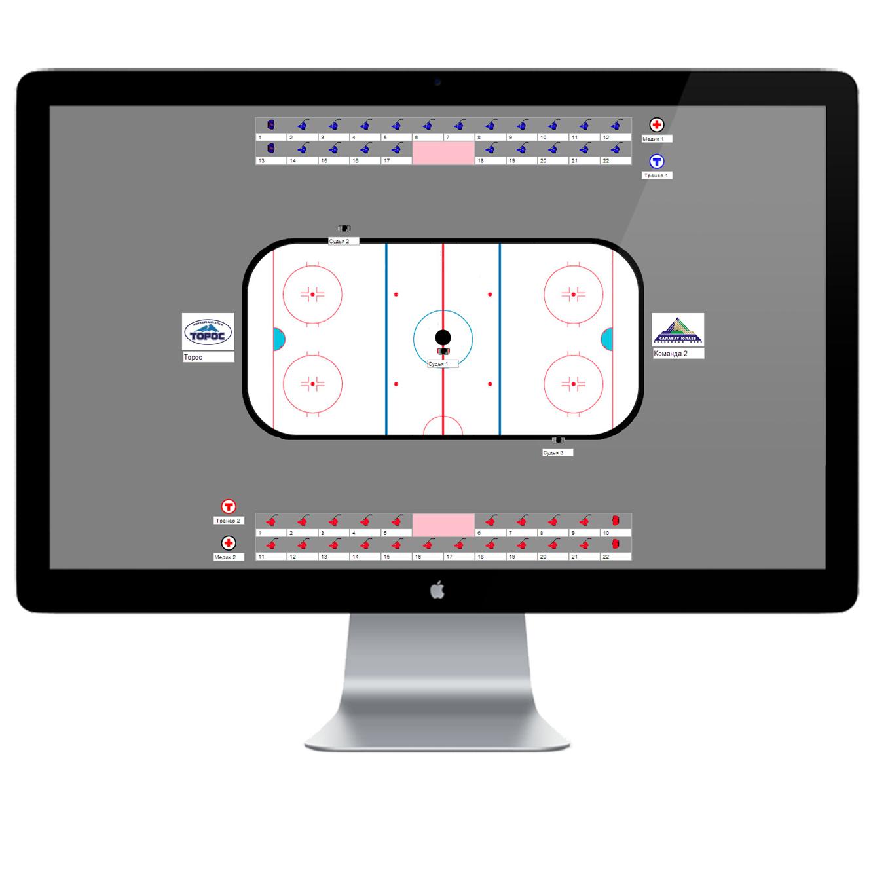 Программа для обучения хоккеистов