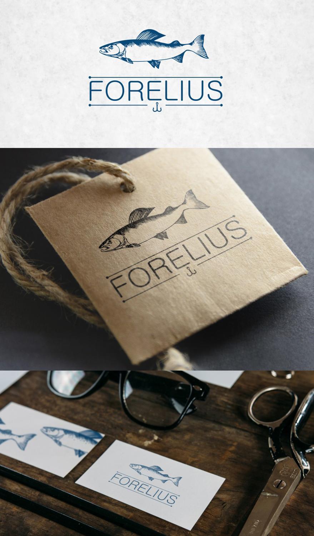 """Логотип """"Forelius"""""""