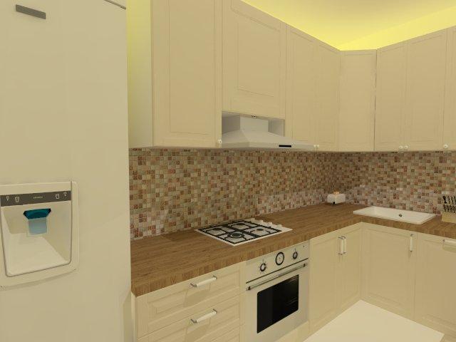 Кухня 8.5 м2