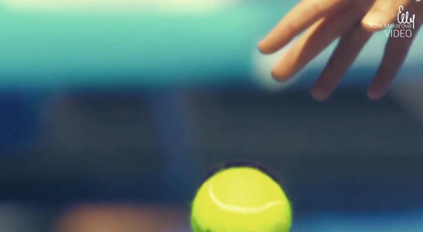 Екатерина Макарова. Australian Open 2015.