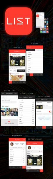 Разработка дизайна для iPhone приложения