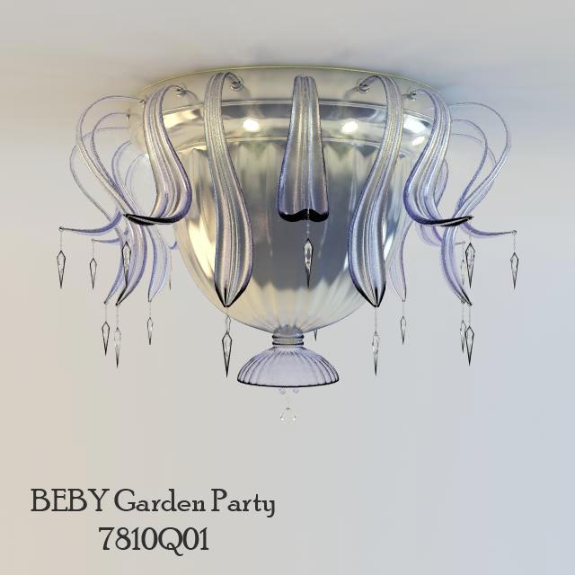 BEBY Garden Party 7810Q01