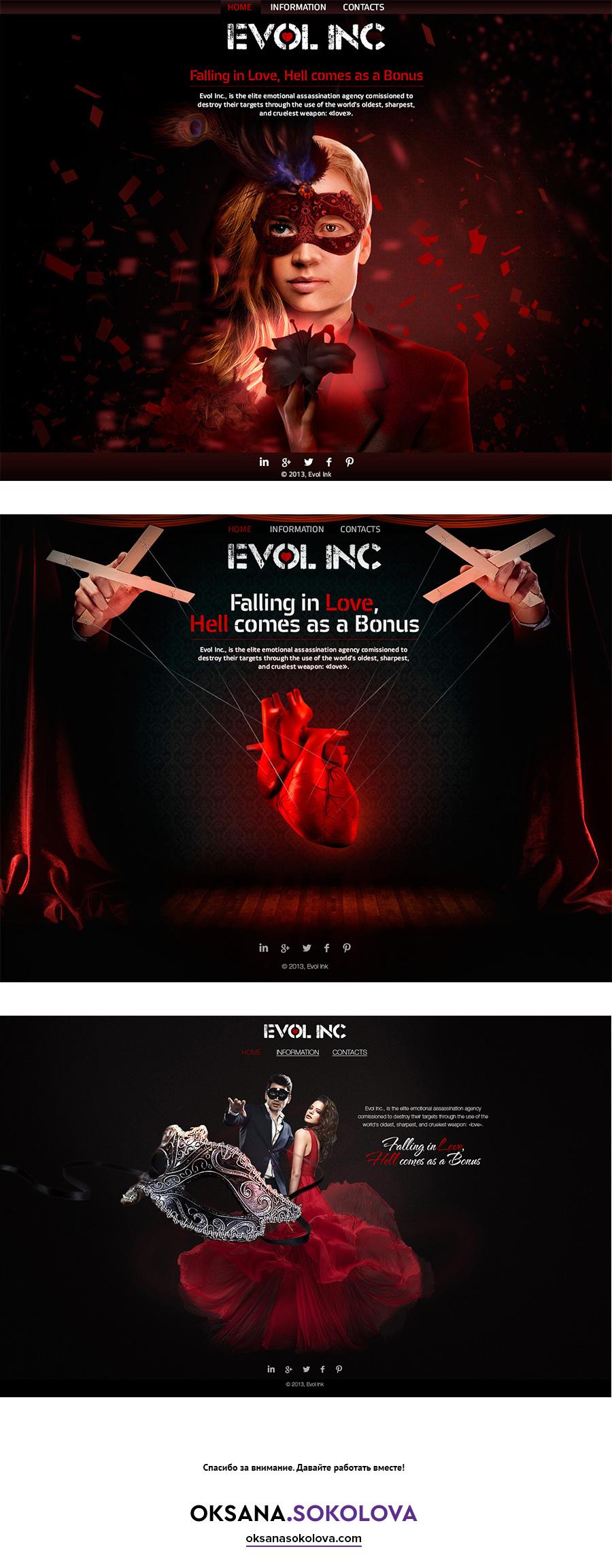 Evol Inc