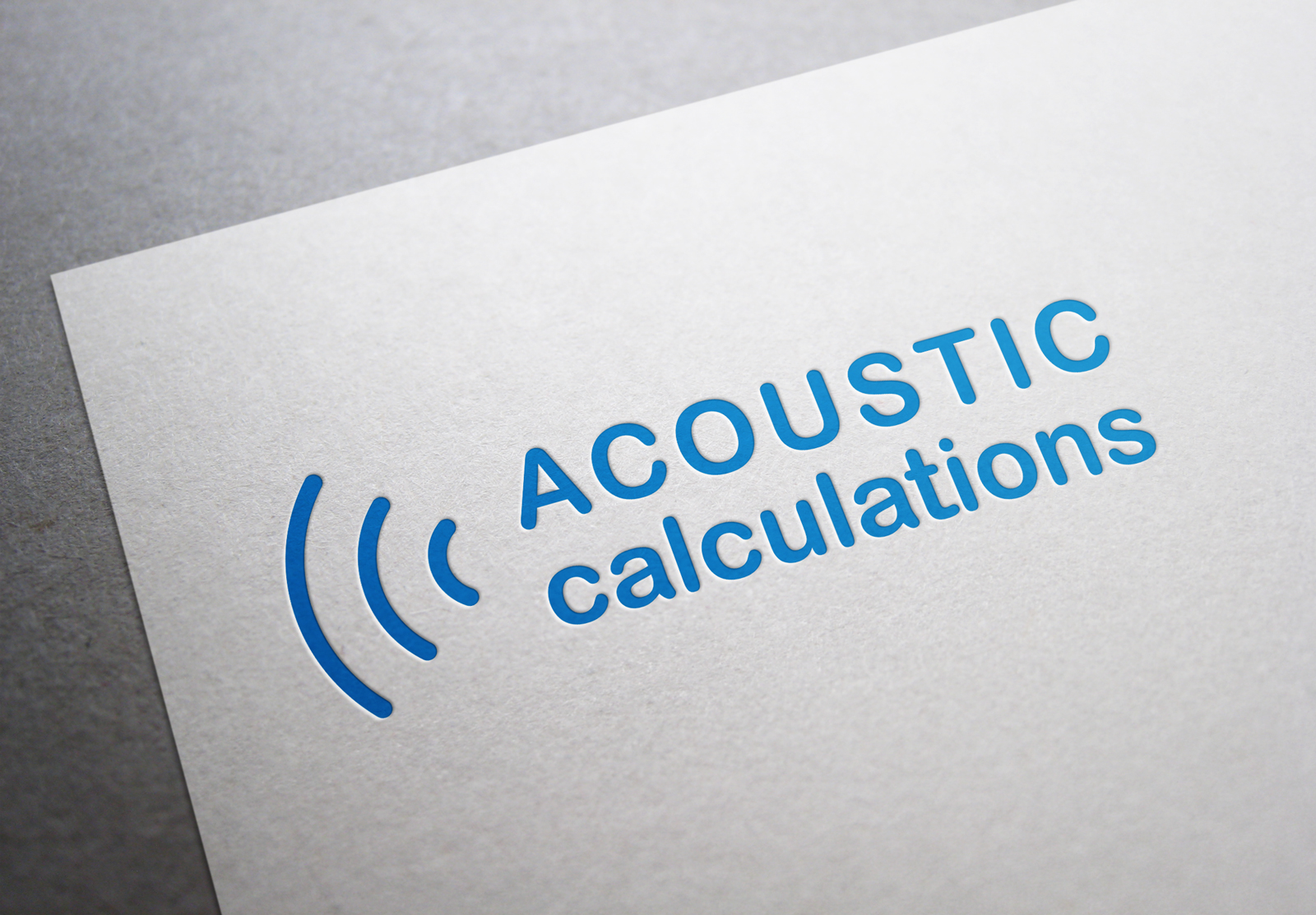 """Acoustic Calculations"""
