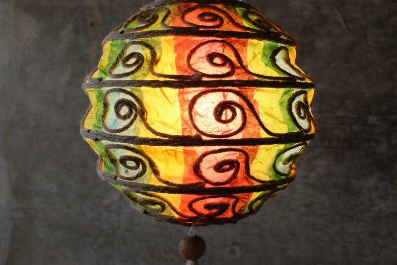 Предметная фотосъемка лампы
