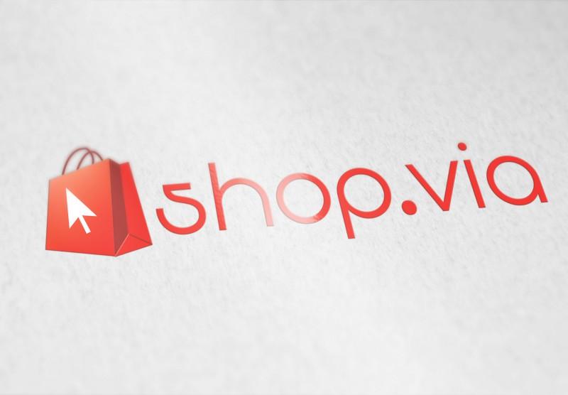 лого via shop