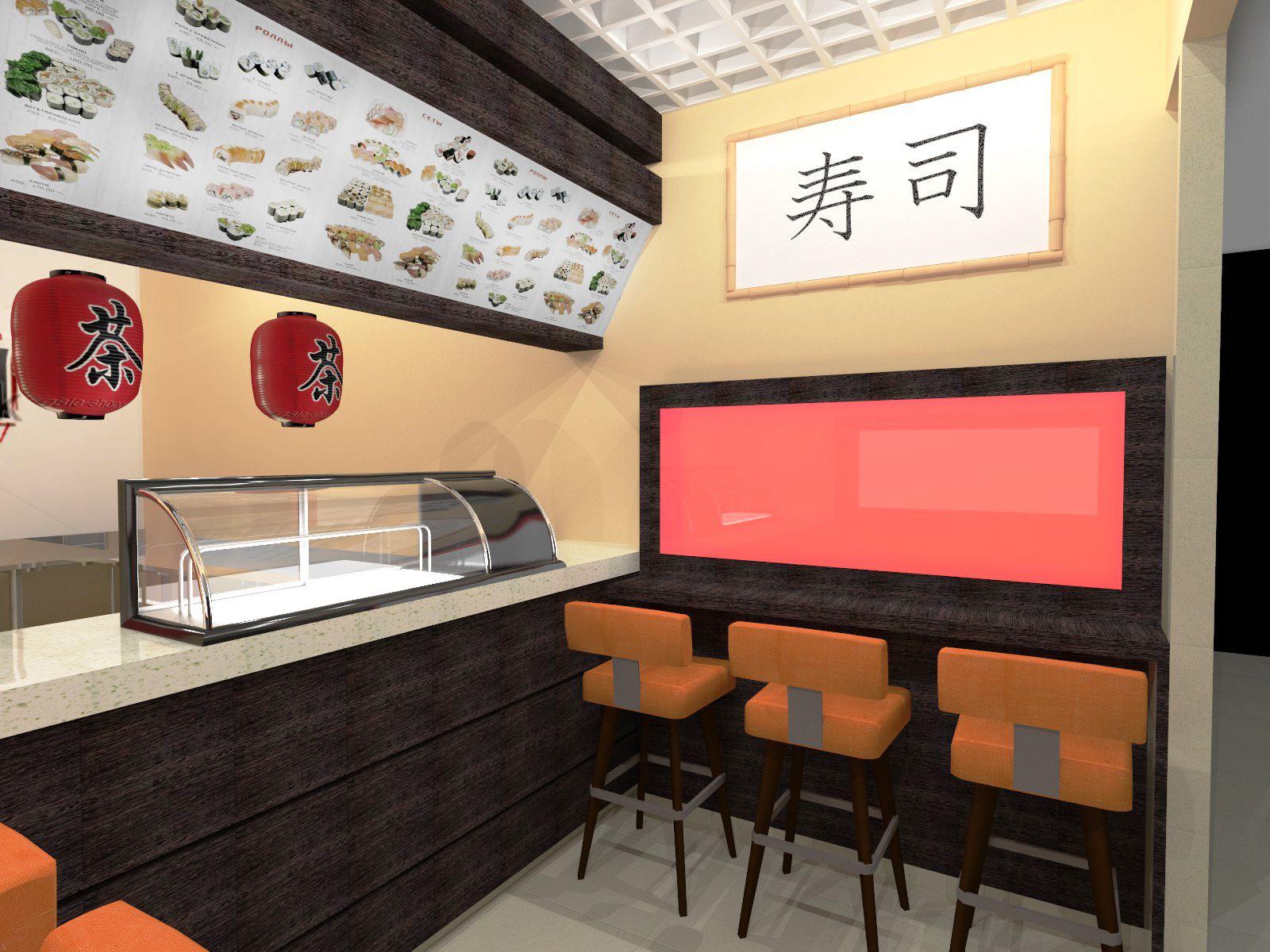 проект Мини суши-бара