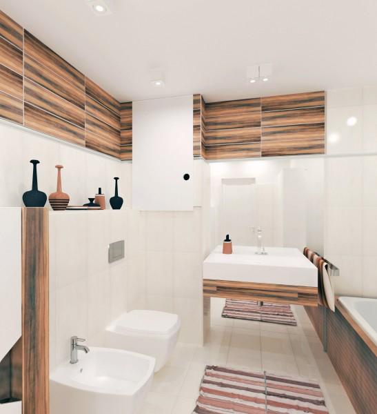 дизайн ванной в этническом стиле