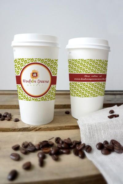 Бумажный подстаканник Coffee Sleave