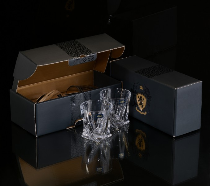 Упаковка для бокалов