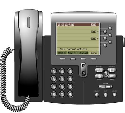 Перевод документации CISCO IP Phone