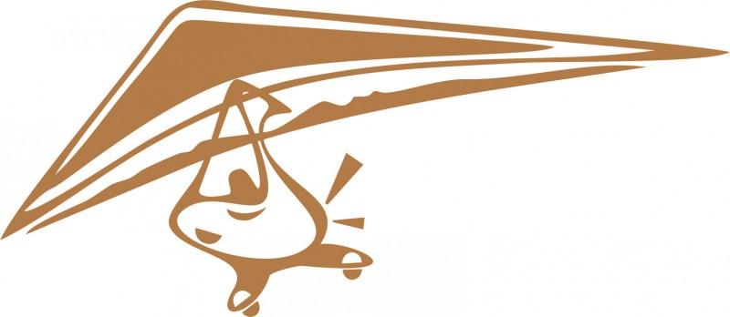 Логотип дельталета