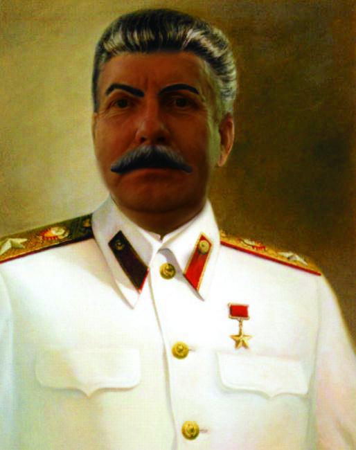 еще один Сталин