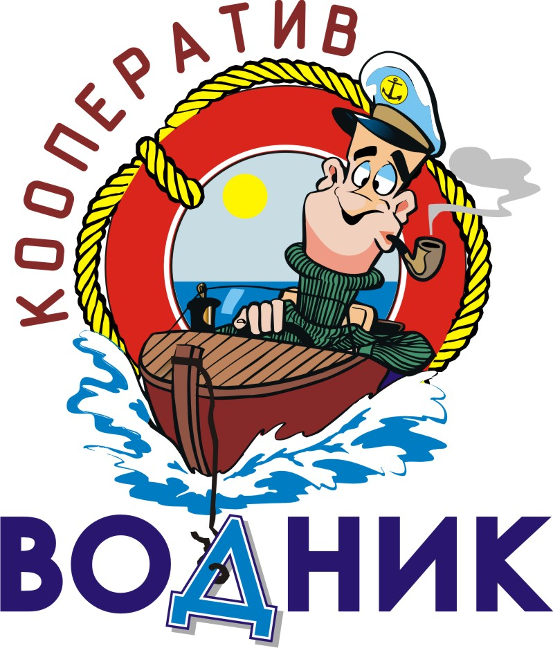ВОДНИК лого