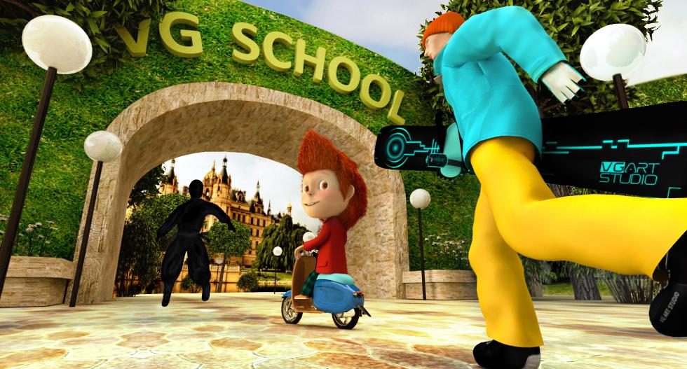 vg school