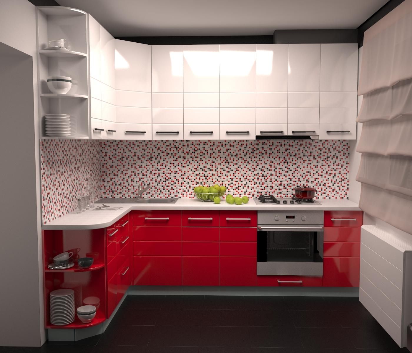 фриланс дизайн кухни
