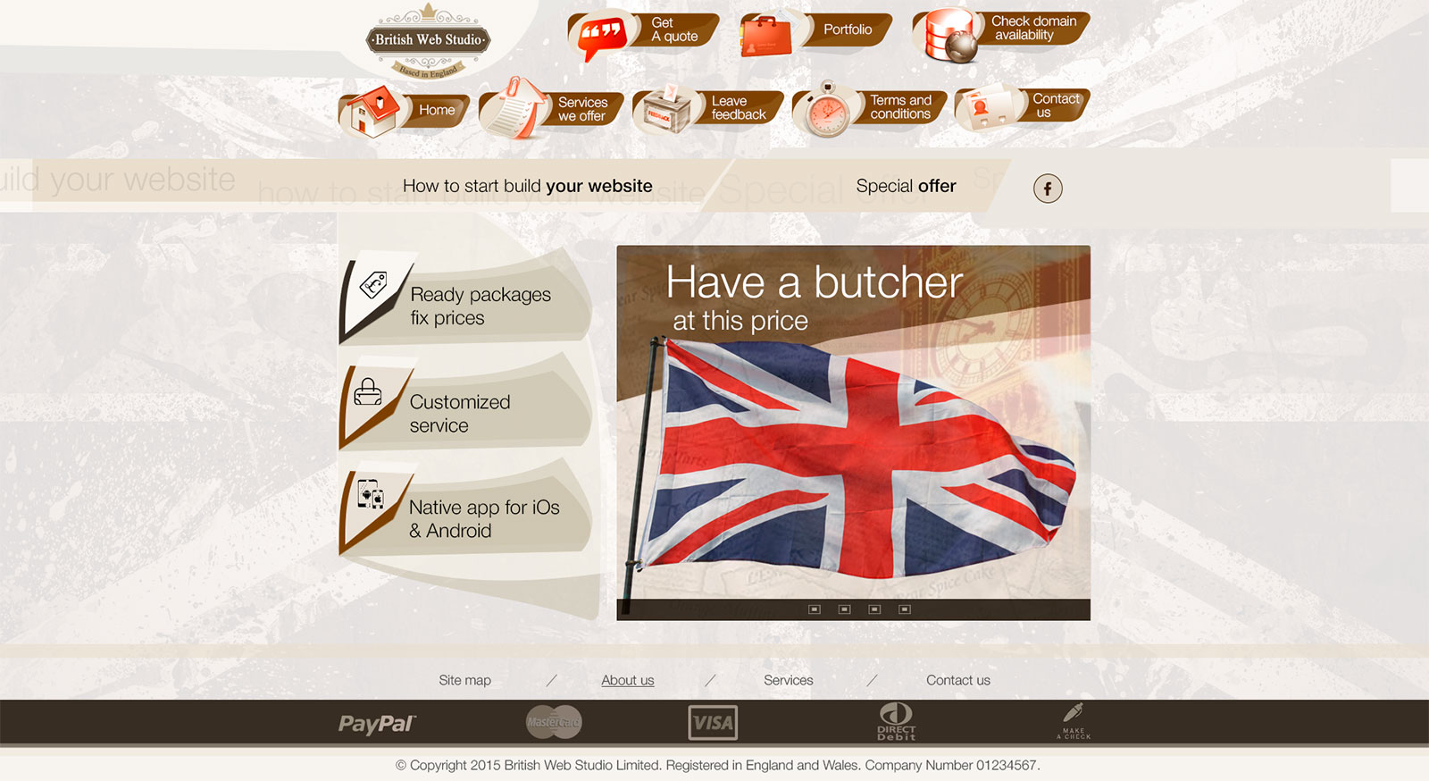 British Web Studio