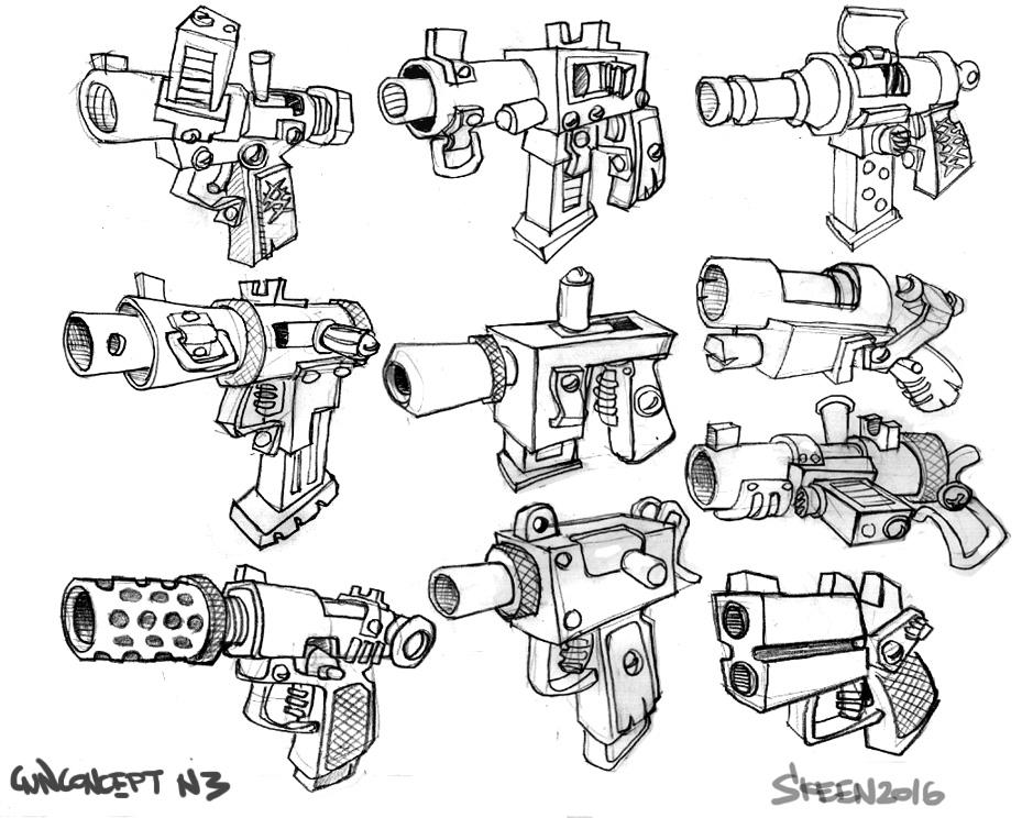 концепт вооружения№3