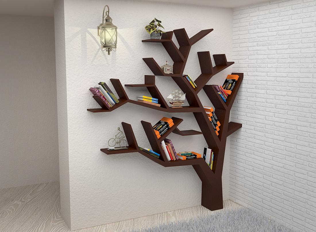 мастерски картинки дерева с полками без шуток