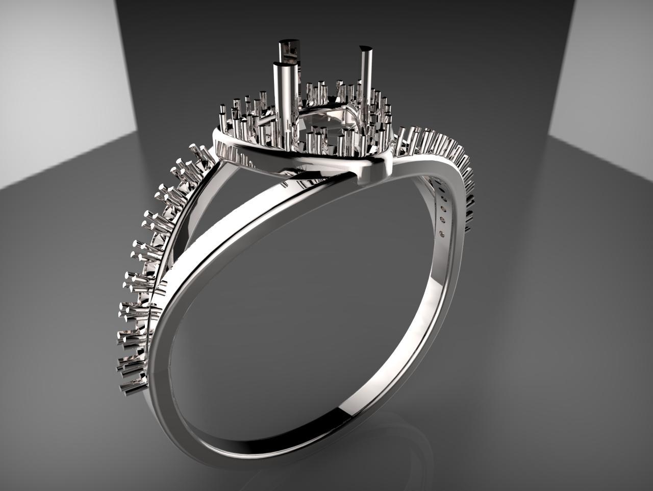 3D прототипирование кольца