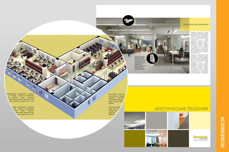 Создание презентации для бренда строительных материалов