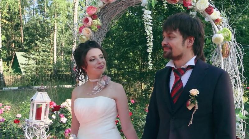 Свадебный клип - Борис и Таисия