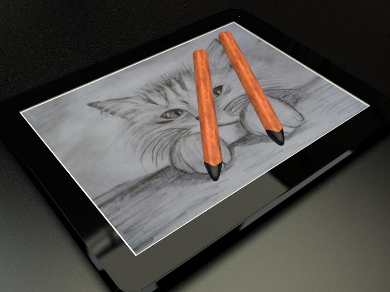 Цифровой карандаш