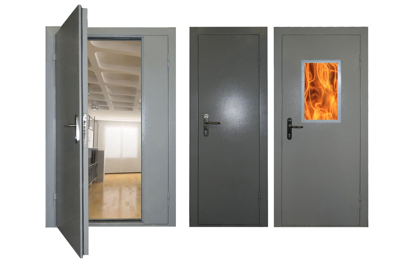 Коммерческое предложение для завода металлических дверей