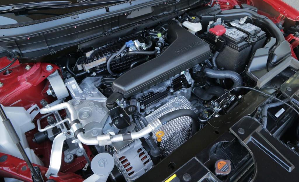 Ремонт двигателя на Nissan X-Trail
