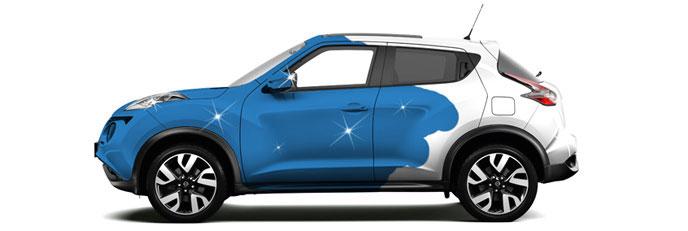Кузовной ремонт (покраска) Nissan X-Trail