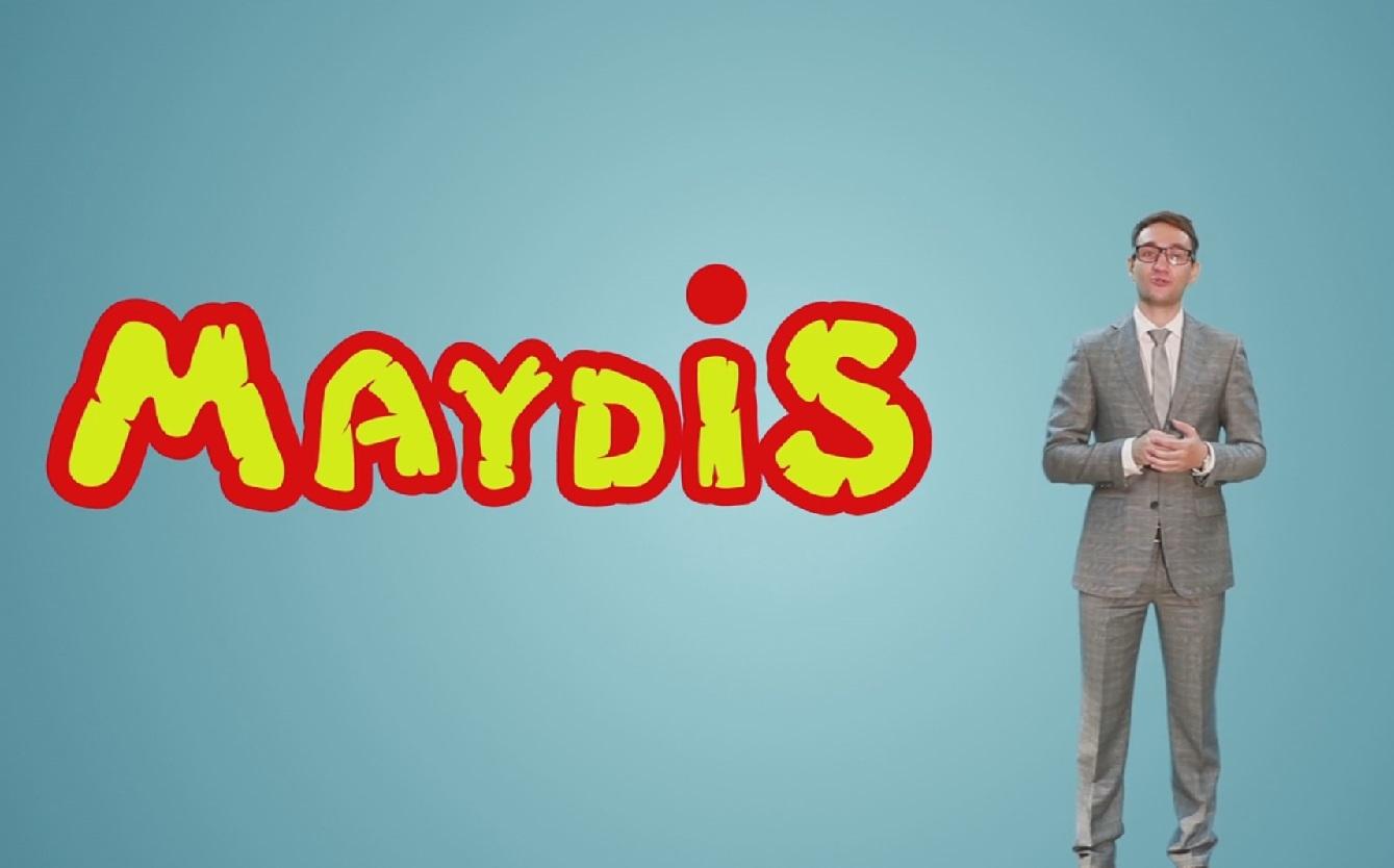 Видеообучения торговых представителей компании MAYDIS