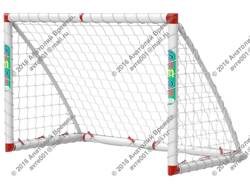 Спортивное оборудование - минифутбольные ворота