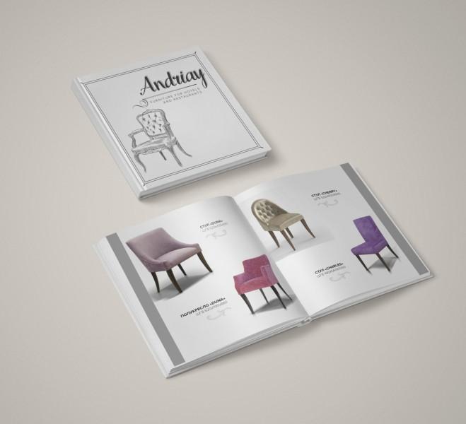 Каталог мебели Andriay
