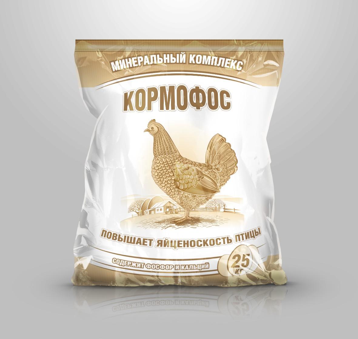 Упаковка для корма