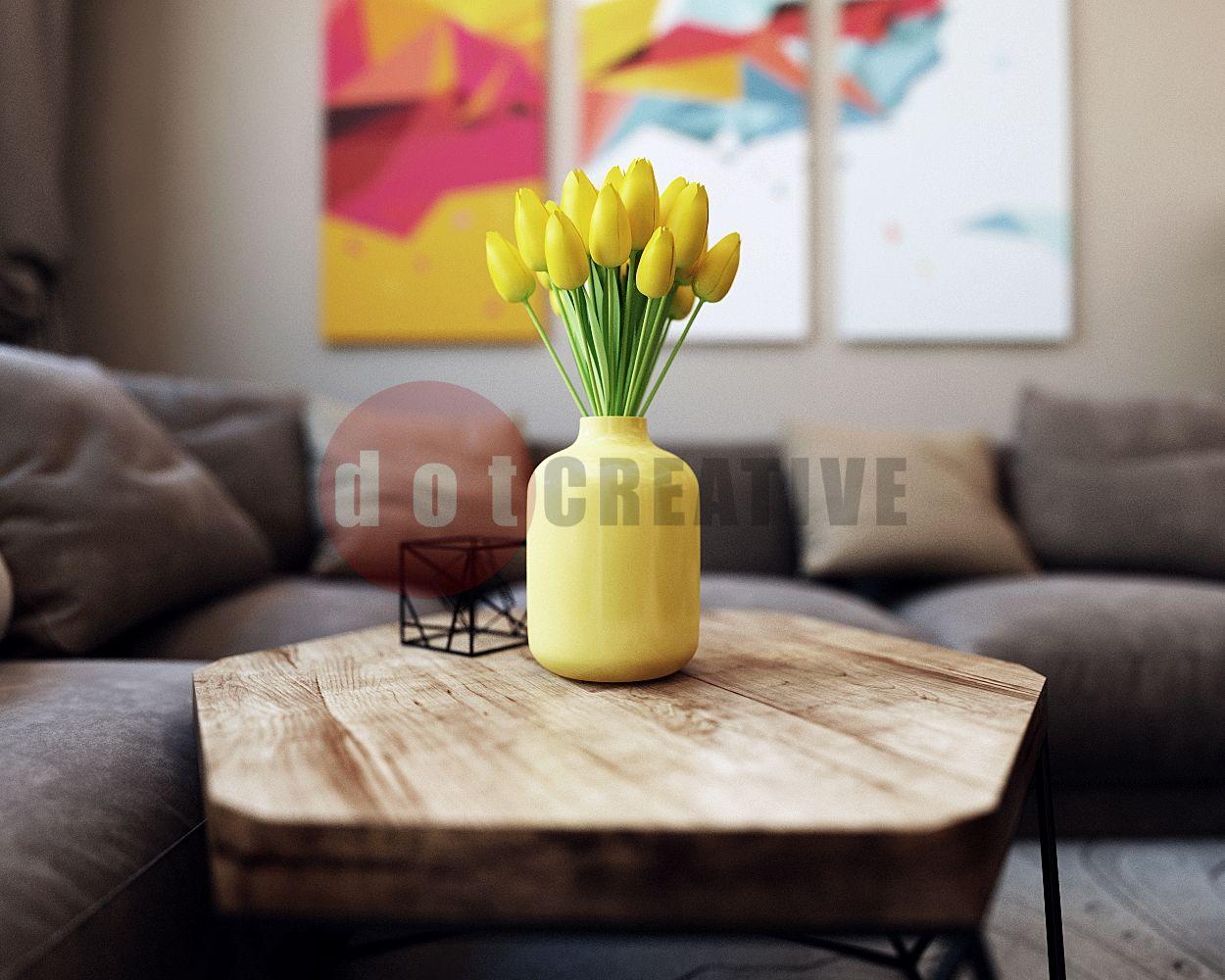 цвето на столе