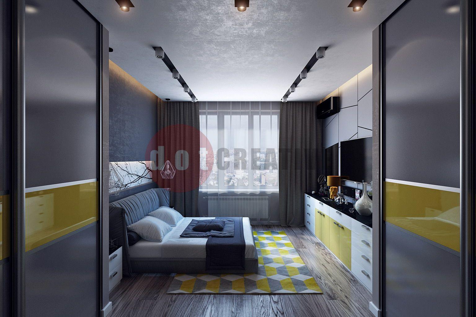 спальня салех