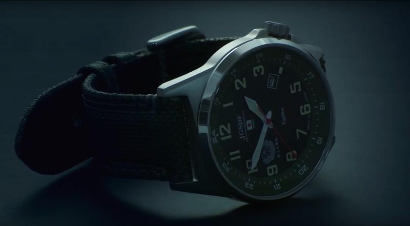 Часы Kentex JGSDF